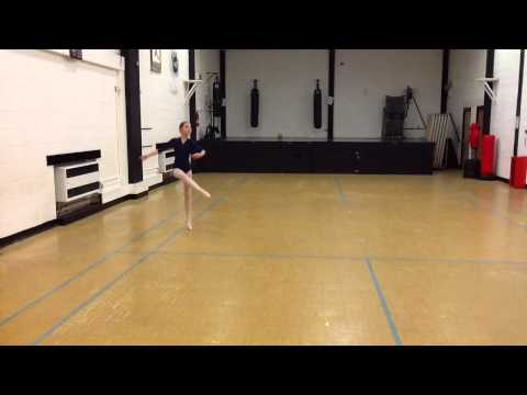 RAD New Grade 5 Dance A (Ballet)