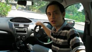 Toyota Vios 1.5J 2010 Review