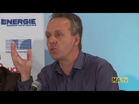 Cercle de presse - 4 octobre 2017, Débat - Candidats à l'élection partielle dans Lac-Saint-Jean
