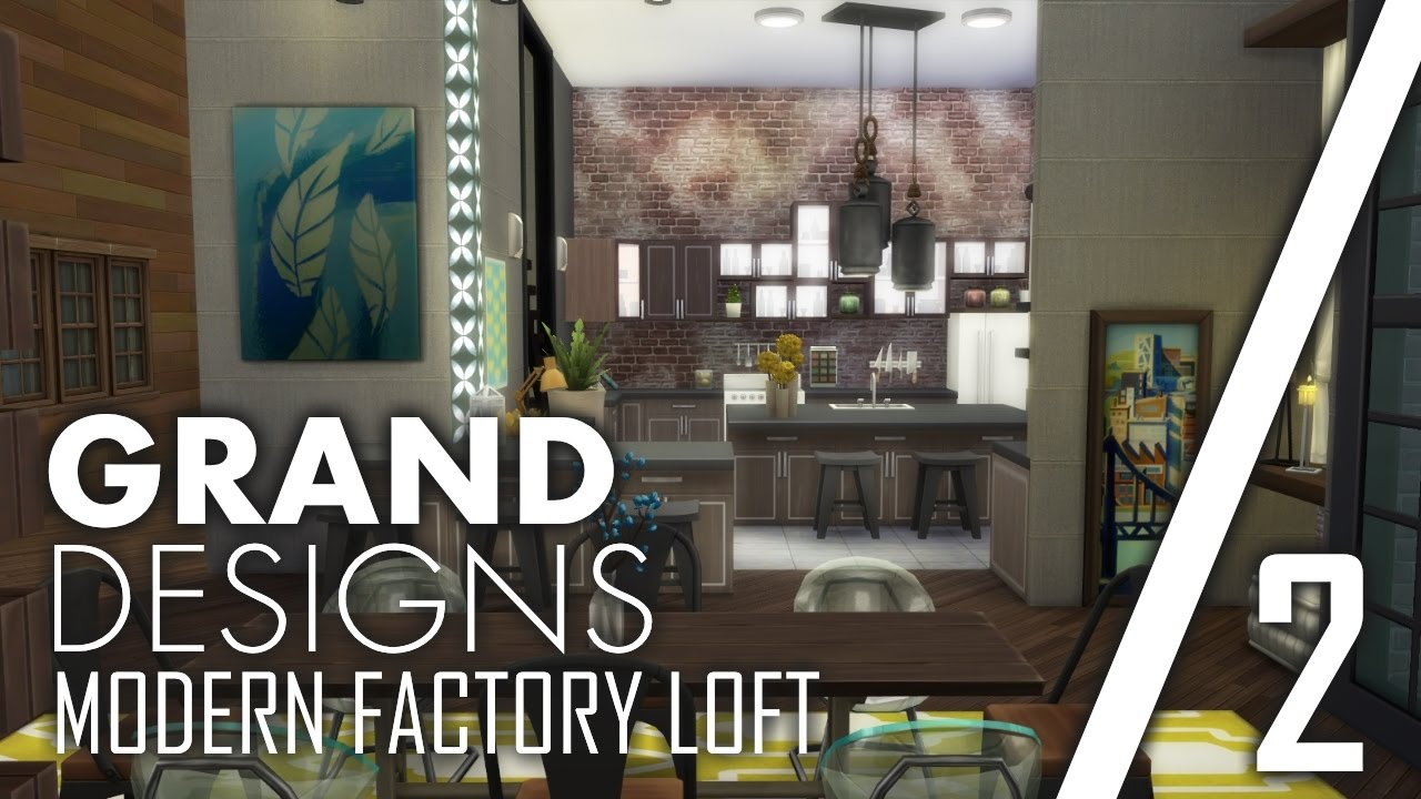 Sims  Factory Build