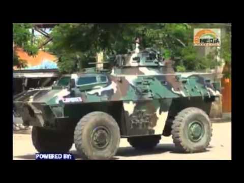 Zamboanga City Crisis,Philippines