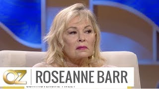 Dr. Oz Exclusive: Roseanne Barr on Going to Israel