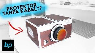 Serasa Nonton Bioskop Pakai HP!? Smartphone Projector 2.0 Unboxing & Review INDONESIA | Bukapaket