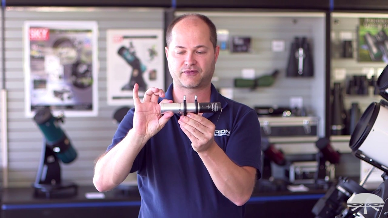 Features of the Orion StarShoot AutoGuider Pro & 30mm Ultra Mini Guide  Scope - Orion Telescopes