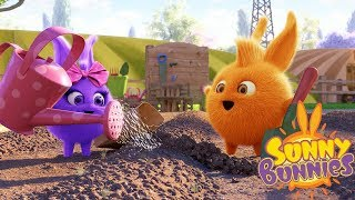 Cartoons for Children | SUNNY BUNNIES - GARDENING | Funny Cartoons For Children
