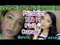 Dahsyatnya Foundation RP 30.000 Buat Coverage Jerawat Parah | Foundation Acne Full Coverage | Wardah