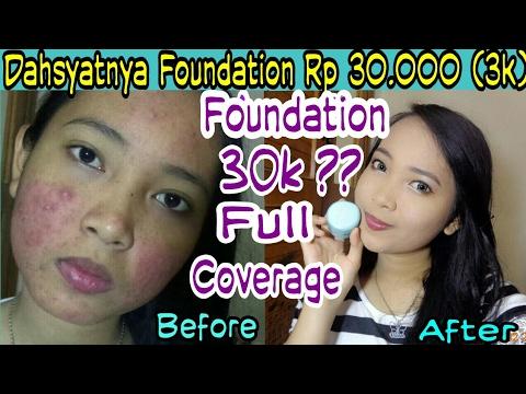 ... 000 Buat Coverage Jerawat Parah Foundation Acne Full Coverage Wardah