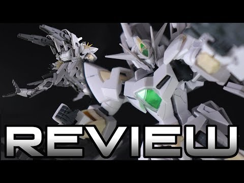 HGBF Reversible Gundam Review - GUNDAM BUILD FIGHTERS BATTLOGUE
