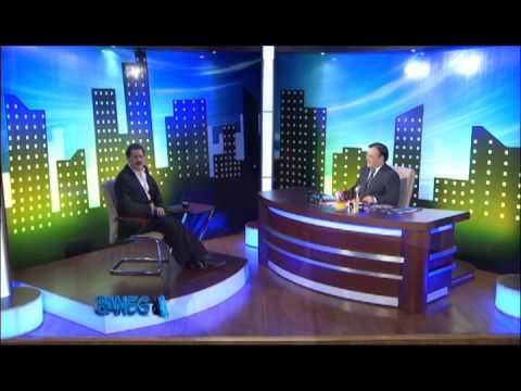 TVC Banegas - Entrevista a Mel Zelaya
