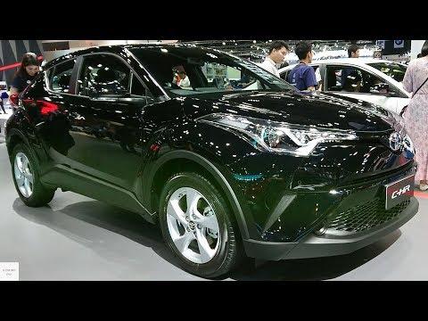 2019 Toyota C-HR 1.8L / In Depth Walkaround Exterior & Interior