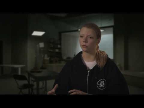 """Morgan: Anya Taylor-Joy """"Morgan"""" Behind the Scenes Movie Interview"""