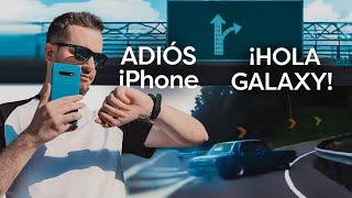Adiós iPhone XS, Hola Galaxy S10+