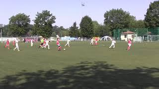 CZ2-Nadia U12 Na Turnieju U15 ze Ślęza Wrocław w Świdnicy-Festiwal Piłkarski-I Mecz z Bielawą II Poł