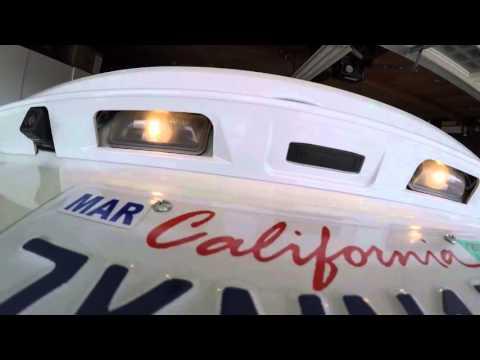 2015 Subaru WRX Ep. 375: Sylvania Zevo 6000K License Plate Bulbs Install