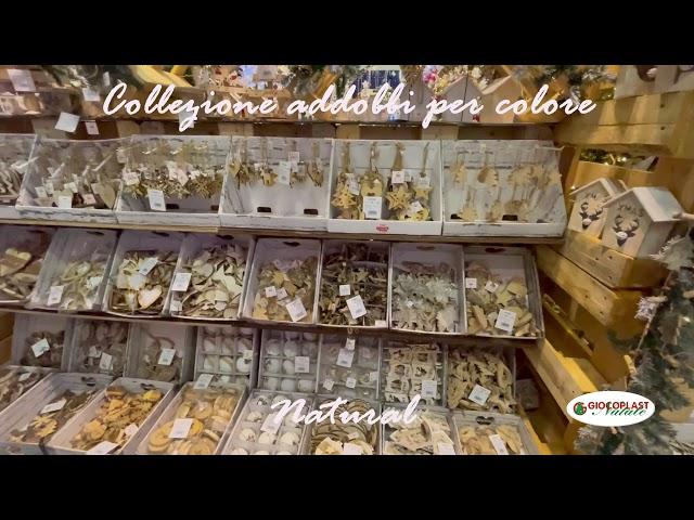 collezione Natale per colore - Natural