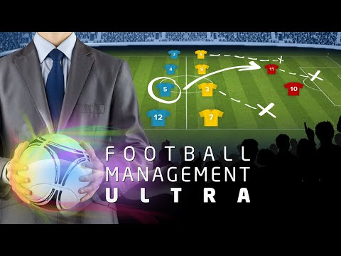 Football Management Ultra FMU Android App Intro July 2016
