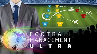 Football Management Ultra FMU Android App Intro July 2016 screenshot 5