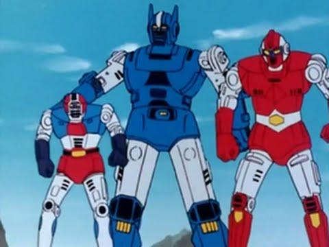 Gordian e i tre robot sigla originale completa youtube