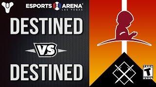 Destined vs Destined (2v2 GRAND FINALS): Destiny 2 Vanguard Charity Tournament (Vegas)