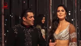 Salman Khan, Katrina Kaif, Madhuri Dixit, Jhanvi Kapoor, Sara Ali Khan Arrive At Manish Malotra Show