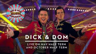 Dick & Dom's Circus Showdown - LIVE family entertainment at Butlin's