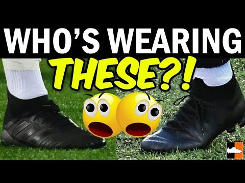 First LEAKED 2018 World Cup Boots?! Unreal Cleat Spotting!