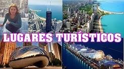 CIUDAD DE CHICAGO LUGARES TURÍSTICOS, ATRACCIONES  Y SITIOS DE INTERÉS.