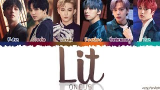Download ONEUS (원어스) - 'LIT' (가자)  Lyrics [Color Coded_Han_Rom_Eng]
