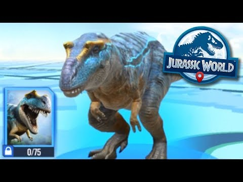 CREATING OUR FIRST DINOSAURS!!! - Jurassic World Alive   Ep1 ( Pokemon GO )