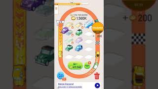 Car Merger Part 8 No Throttle Crash Game Play iCandyRich