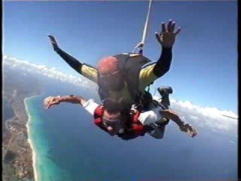 saut en parachute 39 km