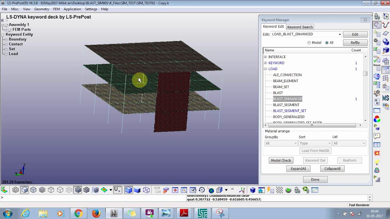 LS Dyna_3: Blast Load Simulation_12