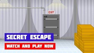 Secret Escape · Game · Walkthrough
