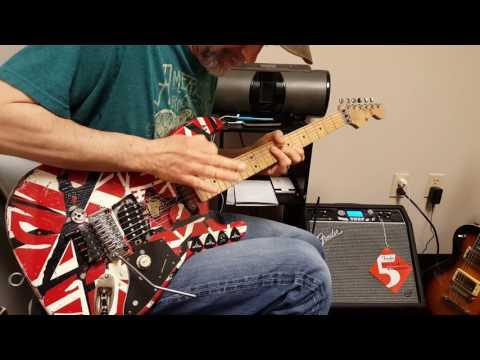Casey Harshbarger - EVH Style Riffs - Reno's Music