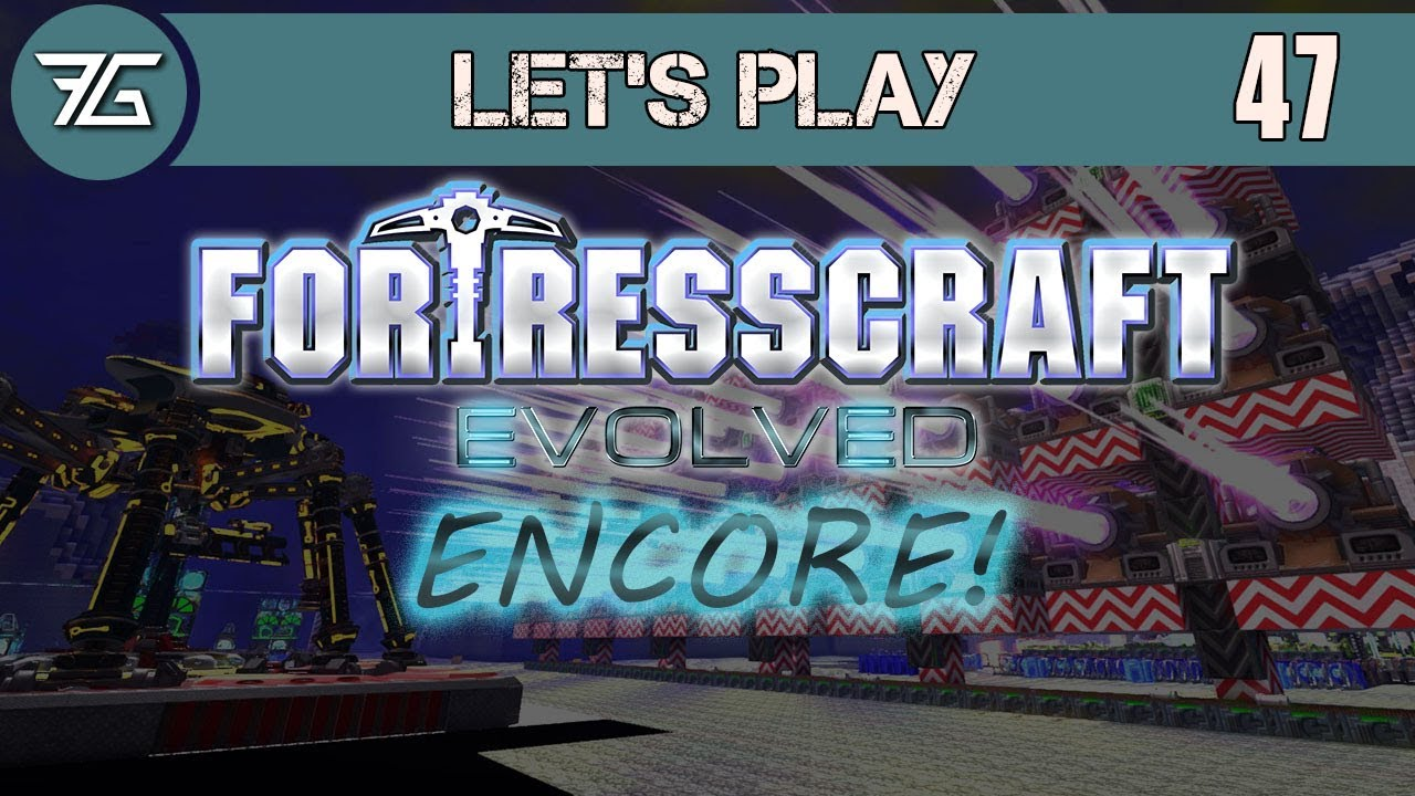 FortressCraft Evolved : Encore - Ep 47 Nuclear Prep
