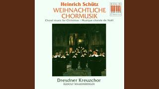 """Deutsches Magnificat, SWV 494: """"Meine Seele erhebt den Herren"""""""