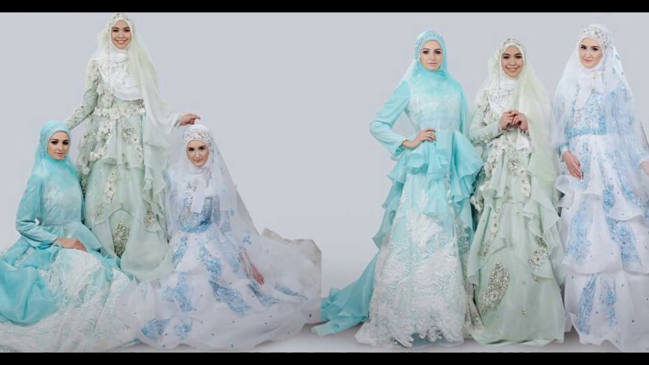 Marina Maitland - Wedding Dress: Sewa Wedding Dress Muslimah Jakarta