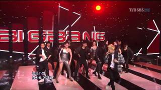 110306 Bigbang - Somebody To Love [chicHDTV super high quality March 6]