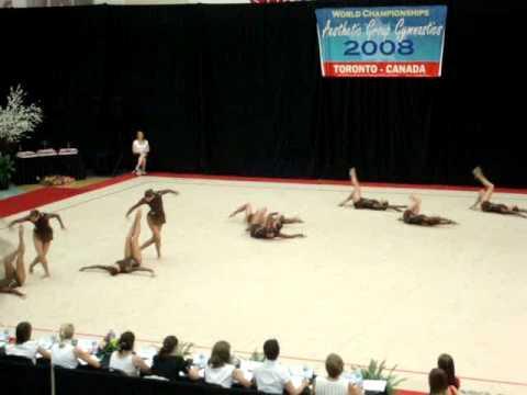 Aesthetic Group Gymnastics: Janika (Estonia)