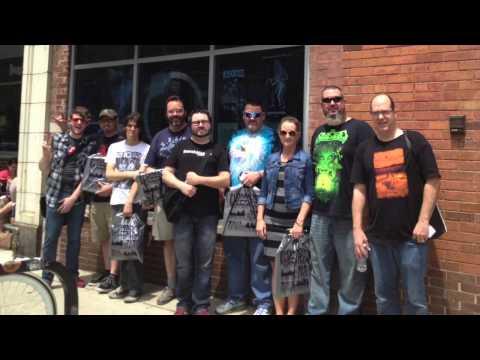 Chicago VC Record Store Crawl