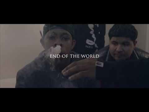BizB x Kibalenciaga – End Of The World (Music Video) [Shot by @tayrock_rlv]