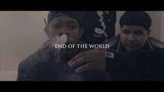 BizB x Kibalenciaga - End Of The World (Music Video) [Shot by @tayrock