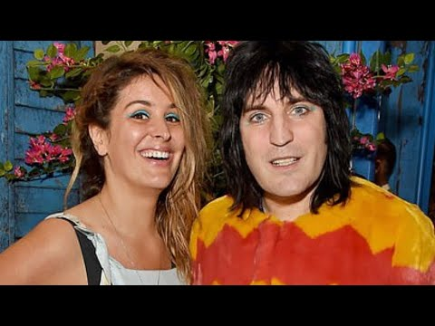Noel Fielding TV Interview Mamma Mia The Party Red Carpet