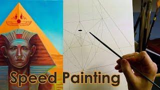 Sphinx Search   Sphinx   Painting Sphinx