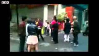 China earthquake witness describes