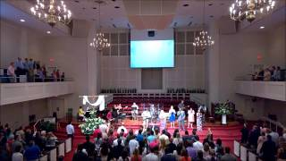Revelation Song (with Holy Holy Holy Hymn) @ First Baptist Church Of Tallahassee