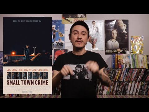 Small Town Crime Movie Review