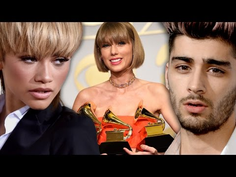 Taylor Swift Slays Grammys & Zayn & Zendaya New Couple? (Clevver Now)