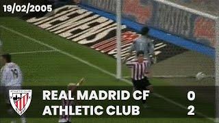 Liga 04-05 - J.24 - R.Madrid 0   Athletic Club 2