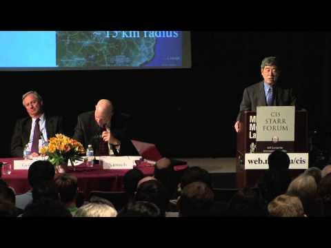 Starr Forum: Japan's Nuclear Crisis